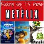 Rocking Kids Series on Netflix according to an 9 year old