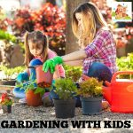 Encouraging kids to garden