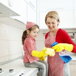 Teaching Your Kids How To Help Keep The House Clean