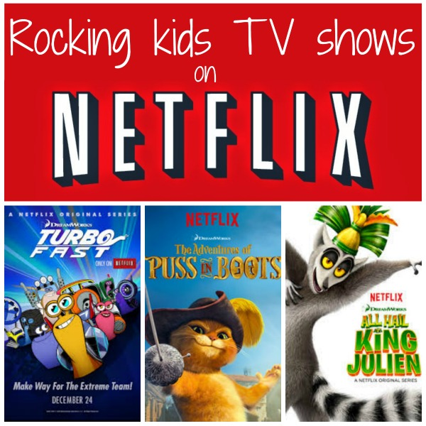 kids TV on netflix