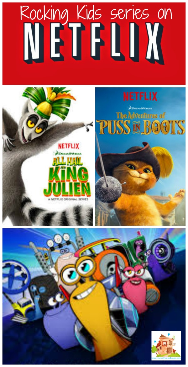 rocking kids series on netflix