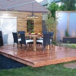 Decking Out Your Patio To Make It Stylishly Yours